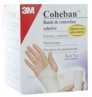 COHEBAN, blanc 3 m x 7 cm à Saint-Médard-en-Jalles