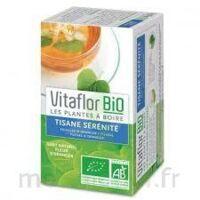 Vitaflor Bio Tisane Serenité à Saint-Médard-en-Jalles