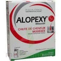 Alopexy 50 Mg/ml S Appl Cut 3fl/60ml à Saint-Médard-en-Jalles