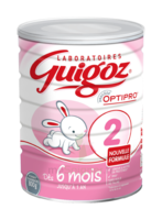 Guigoz 2 Lait Pdre B/800g à Saint-Médard-en-Jalles