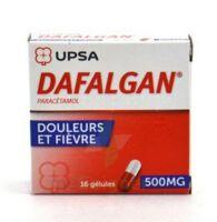 DAFALGAN 500 mg Gélules 2plq/8 (16) à Saint-Médard-en-Jalles