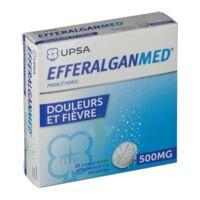 EFFERALGANMED 500 mg, comprimé effervescent sécable à Saint-Médard-en-Jalles