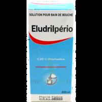 Eludrilperio 0,2 %, Solution Pour Bain De Bouche à Saint-Médard-en-Jalles