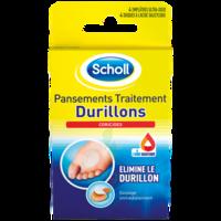 Scholl Pansements Coricides Durillons à Saint-Médard-en-Jalles