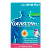Gavisconell Suspension Buvable Sachet-dose Menthe Sans Sucre 12sach/10ml à Saint-Médard-en-Jalles