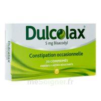 Dulcolax 5 Mg Comprimés Enrobés Gastro-résistants Plq/30 à Saint-Médard-en-Jalles