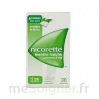 Nicorette 4 Mg Gom à Mâcher Médic Sans Sucre Menthe Fraîche Plq/30gom à Saint-Médard-en-Jalles