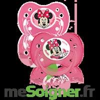 Dodie Disney Sucette Anatomique Silicone +6mois Minnie Lot/2 à Saint-Médard-en-Jalles