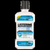 Listerine Professionnel Bain bouche traitement sensibilité 500ml à Saint-Médard-en-Jalles