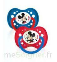 Dodie Disney Sucettes Silicone +18 Mois Mickey Duo à Saint-Médard-en-Jalles