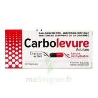 Carbolevure Gélules Adulte Plq/30 à Saint-Médard-en-Jalles