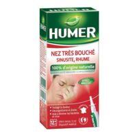 HUMER Nez très bouché, sinusite, rhume à Saint-Médard-en-Jalles