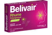 Belivair Rhume Pelargonium Comprimés Pelliculés Plq/15 à Saint-Médard-en-Jalles
