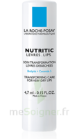 Nutritic Stick Lèvres Sèche Sensibles 2 Etui/4,7ml à Saint-Médard-en-Jalles