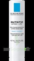 Nutritic Stick Lèvres Sèche Sensibles Etui/4,7ml à Saint-Médard-en-Jalles