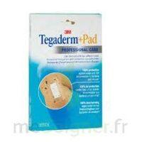 Tegaderm + Pad, 9 Cm X 15 Cm , Bt 5 à Saint-Médard-en-Jalles