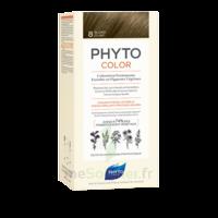 Phytocolor Kit Coloration Permanente 8 Blond Clair à Saint-Médard-en-Jalles