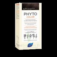 Phytocolor Kit Coloration Permanente 4.77 Châtain Marron Profond à Saint-Médard-en-Jalles