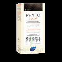 Phytocolor Kit Coloration Permanente 5 Châtain Clair à Saint-Médard-en-Jalles
