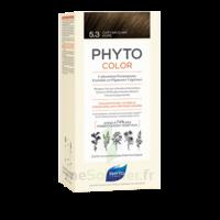 Phytocolor Kit Coloration Permanente 5.3 Châtain Clair Doré à Saint-Médard-en-Jalles
