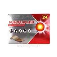 Nurofenplast 200 Mg Emplâtres Médicamenteux 4 Sachets à Saint-Médard-en-Jalles
