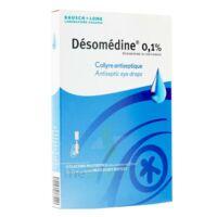 Desomedine 0,1 % Collyre Sol 10fl/0,6ml à Saint-Médard-en-Jalles
