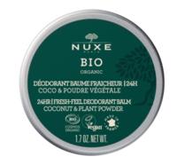 Nuxe Bio Déodorant Baume Fraîcheur 24h Toutes Peaux Pot/50g à Saint-Médard-en-Jalles