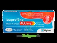 Ibuprofene Mylan Conseil 400mg, Comprimés Pelliculés à Saint-Médard-en-Jalles