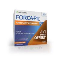 Forcapil Fortifiant + Kératine Gélules B/180 à Saint-Médard-en-Jalles