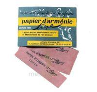 Papier D'armenie Feuille à Saint-Médard-en-Jalles