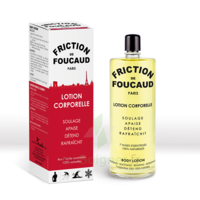 Foucaud Lotion Friction Revitalisante Corps Fl Verre/250ml à Saint-Médard-en-Jalles