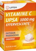 Vitamine C Upsa Effervescente 1000 Mg, Comprimé Effervescent à Saint-Médard-en-Jalles