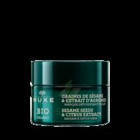 Nuxe Bio Masque Détoxifiant Eclat 50ml à Saint-Médard-en-Jalles