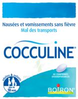 Boiron Cocculine Comprimés Orodispersibles B/40 à Saint-Médard-en-Jalles